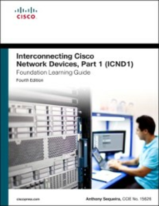 Ebook in inglese Interconnecting Cisco Network Devices, Part 1 (ICND1) Foundation Learning Guide Sequeira, Anthony