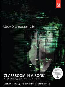 Ebook in inglese Adobe Dreamweaver CS6 Classroom in a Book - September 2012 Update for Creative Cloud Members Maivald, James J.