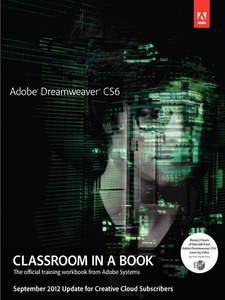 Ebook in inglese Adobe Dreamweaver CS6 Classroom in a Book - September 2012 Update for Creative Cloud Members Maivald, James J.
