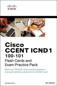 Ebook in inglese CCENT ICND1 100-101 Flash Cards and Exam Practice Pack Rivard, Eric