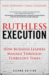 Foto Cover di Ruthless Execution, Ebook inglese di Amir Hartman,Craig LeGrande, edito da Pearson Education