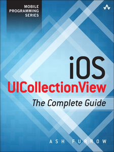Ebook in inglese iOS UICollectionView Furrow, Ash