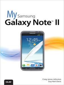 Ebook in inglese My Samsung Galaxy Note II Hart-Davis, Guy , Johnston, Craig James