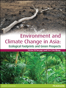 Ebook in inglese Environment and Climate Change in Asia R. Savage, Victor