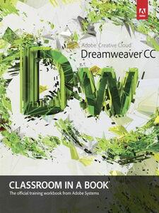 Ebook in inglese Adobe Dreamweaver CC Classroom in a Book Adobe Creative Team