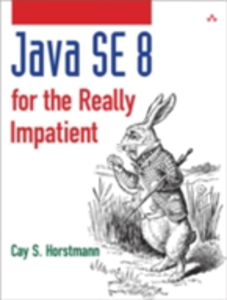 Ebook in inglese Java SE8 for the Really Impatient Horstmann, Cay S.