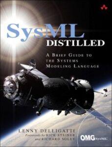 Ebook in inglese SysML Distilled Delligatti, Lenny