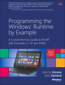 Ebook in inglese Programming the Windows Runtime by Example Garland, John , Likness, Jeremy
