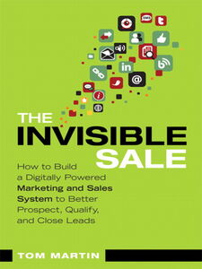 Ebook in inglese The Invisible Sale Martin, Tom