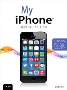 Foto Cover di My iPhone, Ebook inglese di Brad Miser, edito da Pearson Education