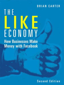 Ebook in inglese The Like Economy Carter, Brian
