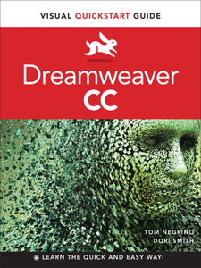 Ebook in inglese Dreamweaver CC Negrino, Tom , Smith, Dori