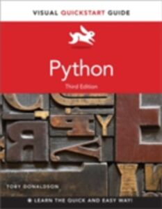Ebook in inglese Python Donaldson, Toby