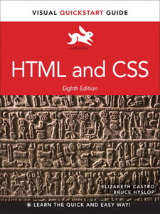 Ebook in inglese HTML and CSS Castro, Elizabeth , Hyslop, Bruce