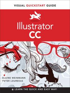Ebook in inglese Illustrator CC Lourekas, Peter , Weinmann, Elaine