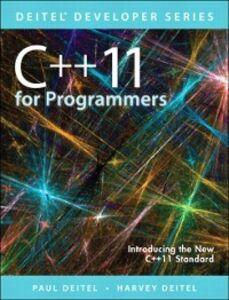 Ebook in inglese C++11 for Programmers Deitel, Harvey M. , Deitel, Paul