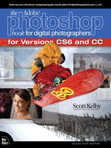 Ebook in inglese The Adobe® Photoshop Book for Digital Photographers (Covers Photoshop CS6 and Photoshop CC) Kelby, Scott