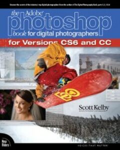 Ebook in inglese Adobe Photoshop Book for Digital Photographers (Covers Photoshop CS6 and Photoshop CC) Kelby, Scott