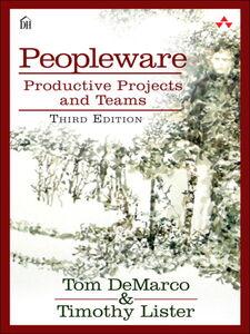 Ebook in inglese Peopleware DeMarco, Tom , Lister, Tim