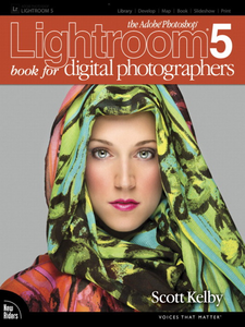 Ebook in inglese The Adobe Photoshop Lightroom 5 Book for Digital Photographers Kelby, Scott