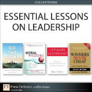Ebook in inglese Essential Lessons on Leadership (Collection) Huntsman, Jon , Lennick, Doug , Parker, James F. , Ph.D., Fred Kiel