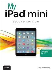 My iPad mini (covers iOS 7)