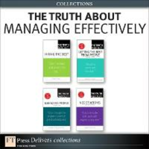 Ebook in inglese Truth About Managing Effectively (Collection) Finney, Martha I. , Fyock, Cathy , Robbins, Stephen P. , Thompson, Leigh
