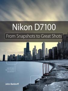 Ebook in inglese Nikon D7100 Batdorff, John