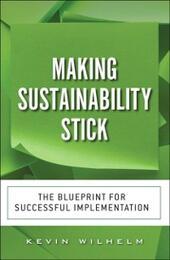 Making Sustainability Stick