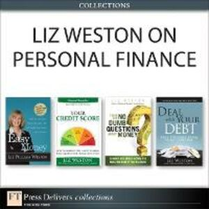 Ebook in inglese Liz Weston on Personal Finance (Collection) Weston, Liz