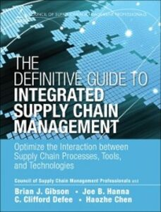 Foto Cover di Definitive Guide to Integrated Supply Chain Management, Ebook inglese di AA.VV edito da Pearson Education