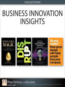 Foto Cover di Business Innovation Insights (Collection), Ebook inglese di AA.VV edito da Pearson Education
