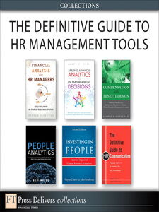 Ebook in inglese The Definitive Guide to HR Management Tools (Collection) Biswas, Bashker D. , Boudreau, John , Cascio, Wayne , Davis, Alison