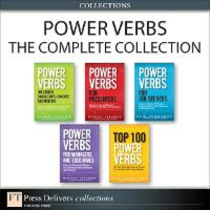 Ebook in inglese Power Verbs Faulkner, Michael Lawrence , Faulkner-Lunsford, Michelle