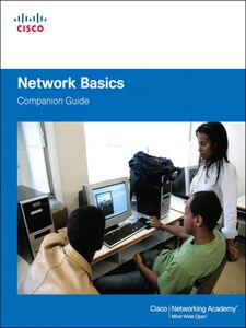 Ebook in inglese Network Basics Companion Guide Academy, Cisco Networking
