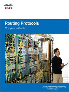 Foto Cover di Routing Protocols Companion Guide, Ebook inglese di Cisco Networking Academy, edito da Pearson Education