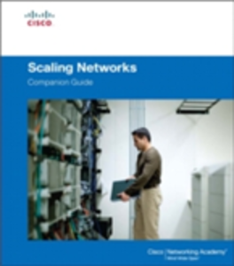 Ebook in inglese Scaling Networks Companion Guide Academy, Cisco Networking
