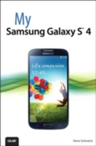 Ebook in inglese My Samsung Galaxy S 4 Schwartz, Steve