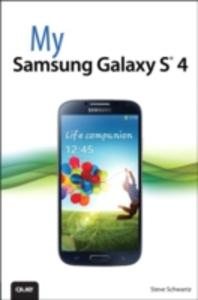 Ebook in inglese My Samsung Galaxy S 4 Schwartz, Steve