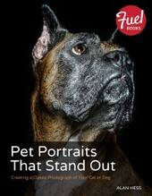 Pet Portraits That Stand Out