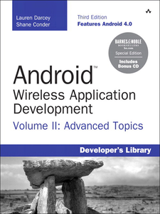 Ebook in inglese Android Wireless Application Development Volume II Barnes & Noble Special Edition Conder, Shane , Darcey, Lauren