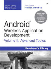 Android Wireless Application Development Volume II Barnes & Noble Special Edition