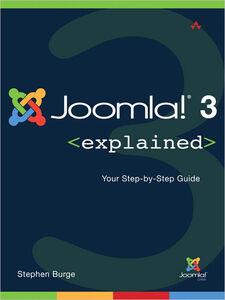 Ebook in inglese Joomla!® 3 Explained Burge, Stephen