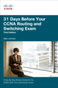 Ebook in inglese 31 Days Before Your CCNA Routing and Switching Exam Johnson, Allan