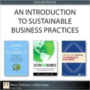 Foto Cover di Introduction to Sustainable Business Practices (Collection), Ebook inglese di AA.VV edito da Pearson Education