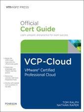 VCP-Cloud Official Cert Guide