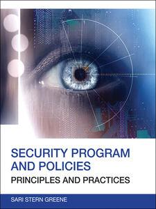Ebook in inglese Security Program and Policies Greene, Sari