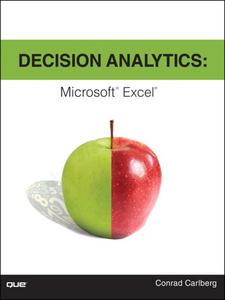 Ebook in inglese Decision Analytics Carlberg, Conrad