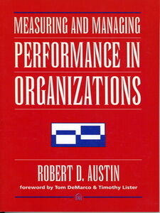 Ebook in inglese Measuring and Managing Performance in Organizations Austin, Robert D.