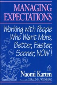 Ebook in inglese Managing Expectations Karten, Naomi
